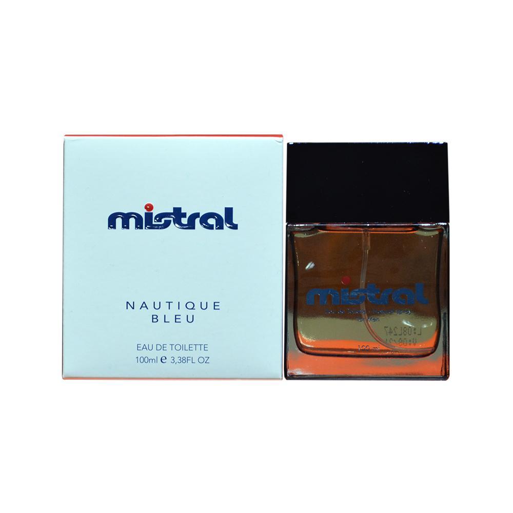 089694 PERFUME MISTRAL NAUTIQUE BLEU HOMBRE 100ML