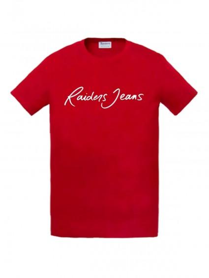 61816 REMERA MANGA CORTA FIRM HOMBRE | RAIDERS