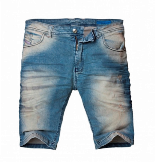 9019381 BERMUDA JEAN WAYKEE LIGHTY BLUE | RAIDERS