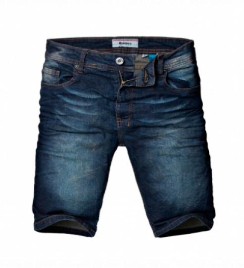 9019386 BERMUDA JEAN WAYKEE SHADOW BLUE | RAIDERS