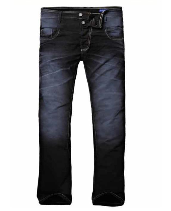 8012323 PANTALON JEAN RADAR OLD BLACK | RAIDERS