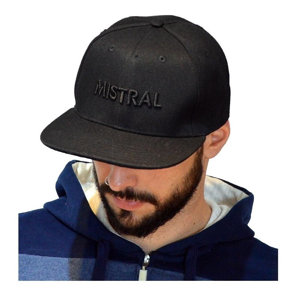 59352 GORRO CAP COLTEN BLACK | MISTRAL