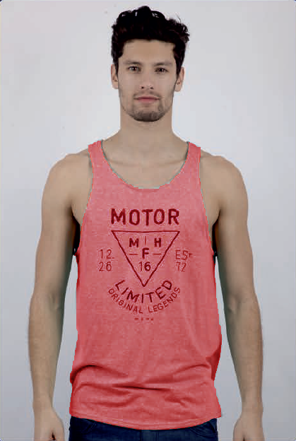 11495 MUSCULOSA U RECKLESS