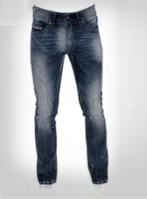 I15143 JEAN SLIM FIT LOCALIZADO CON TALLE 28 | PANTHER