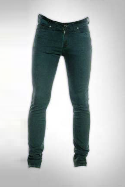 I15145 PANTALON JEAN SLIM FIT COLOR | PANTHER