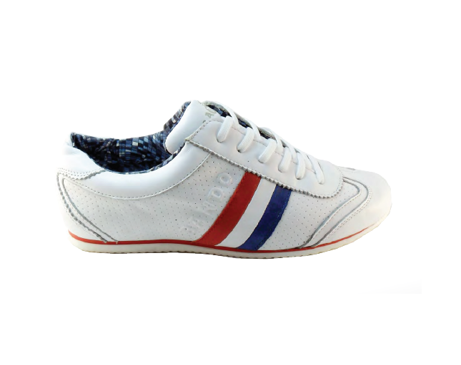 N12741 ZAPA CASUAL CUERO LISO   PANTHER