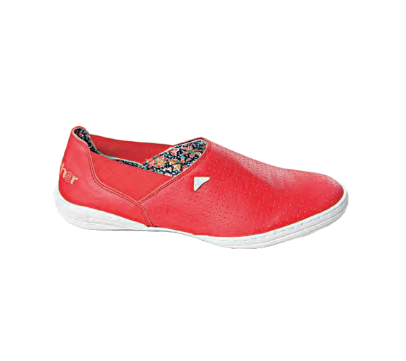P15705 PANCHA CASUAL CUERO LISO | PANTHER