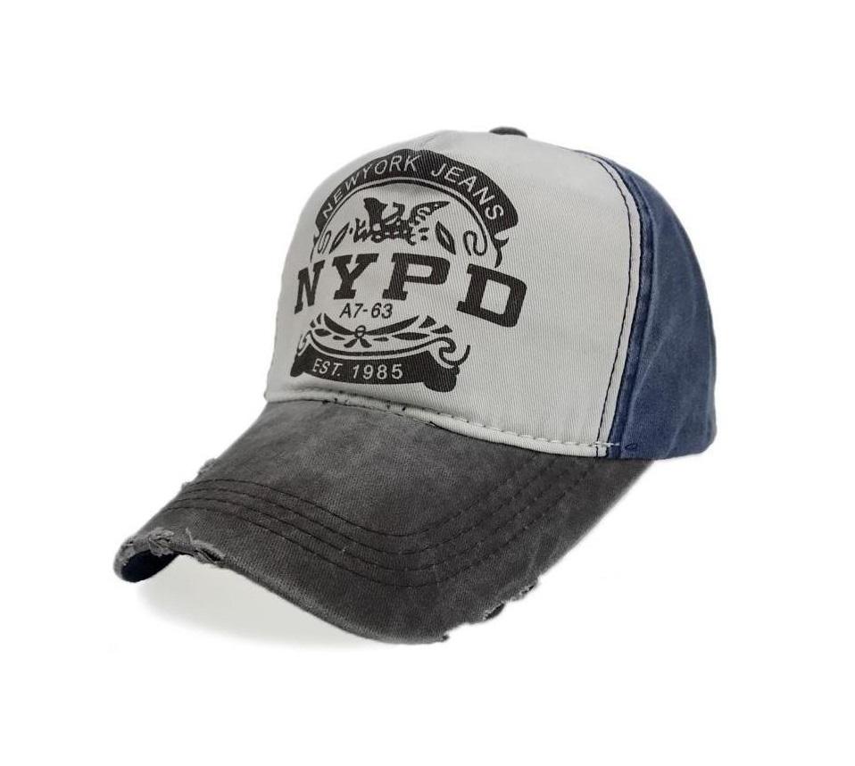 GORRO VINTAGE JEAN (SHINE – MOTORS – NYPD)   VARIAS