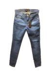 OK117 PANTALON JEAN SLIM FIT MOON BLUE HOMBRE | HALLINGER